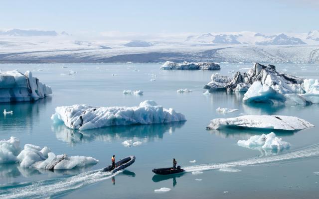 koniec świata arktyka